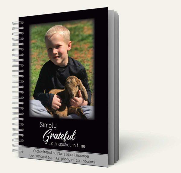 Simply Grateful Book